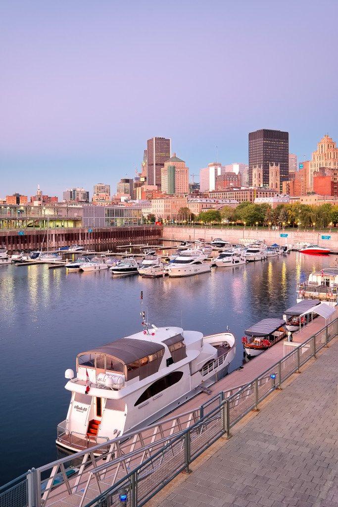 Blog - Le Vieux port de Montréal on www.rachikb.com