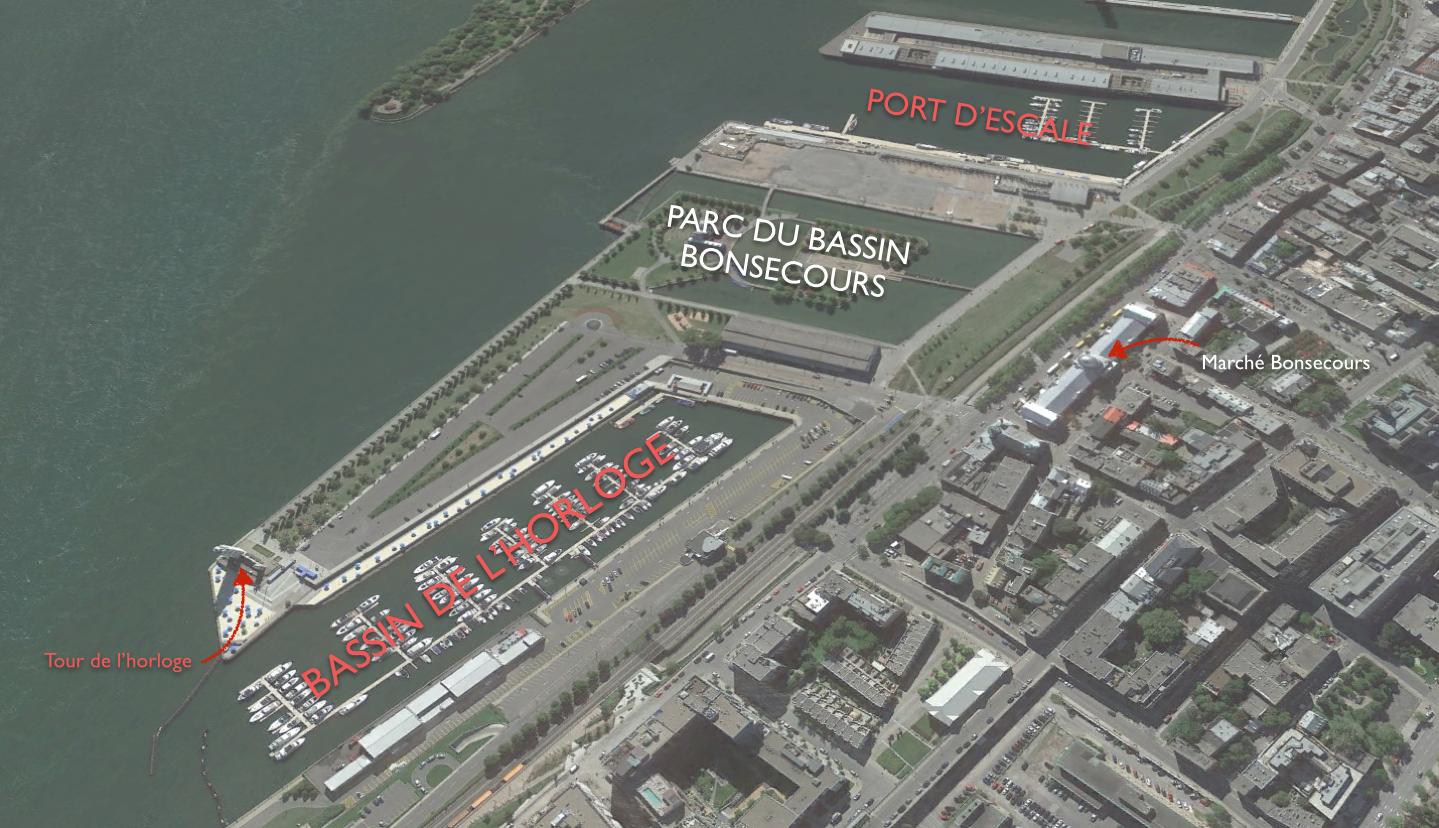 Blog - Vieux port de Montréal on www.rachikb.com