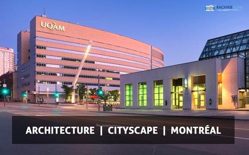 Architecture - Cityscape - Montreal - par le photographe Rachik Bouanani sur rachikb.com