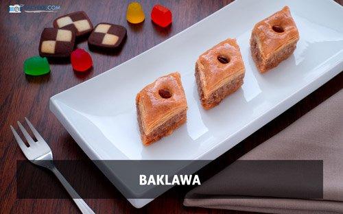 Baklawa par le photographe Rachik Bouanani sur rachikb.com