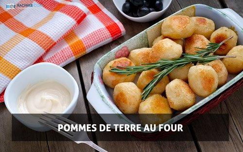 pommes de terre au four par le photographe Rachik Bouanani sur rachikb.com