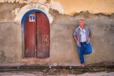 Quartier Bab El Louz by Rachik Bouanani