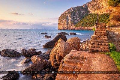 Les Aiguades et le Cap Bouac - Bejaia - by Rachik Bouanani
