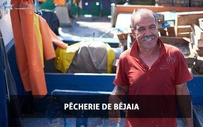 Pêcherie de Béjaia by Rachik Bouanani