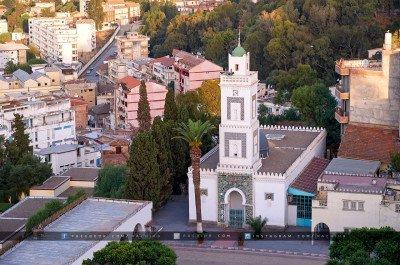 Mosquée Sidi Soufi - Bejaia - by Rachik Bouanani